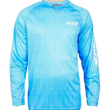 Men's Tuna Trio L/S UV Fishing Shirt