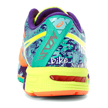ASICS® GEL-Noosa Tri™ 10 | Women's - Flash Coral/Flash Yellow/Ice Blue