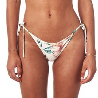 Tommi Floral Tie-Up Bottom