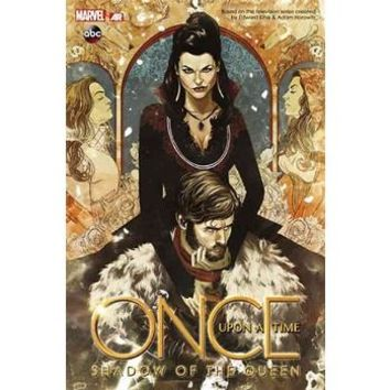 Once Upon a Time: Shadow of the Queen [Graphic Novel]> DVDs, CDs & Books> Once Upon a Time