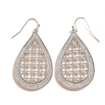 Sparkling Night Earring Silver
