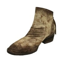 Circle G by Corral Distressed Brown Booties