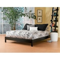 Murray Platform Bed - Black