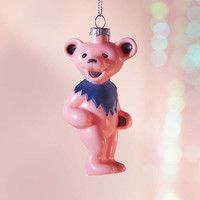 Grateful Dead Bear Christmas Ornament | Urban Outfitters