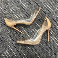 Christian Louboutin Cl Pumps High Heels Reference #02bk67 - Best Online Sale