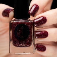 Cirque Colors Garnet Nail Polish (Facets Collection)