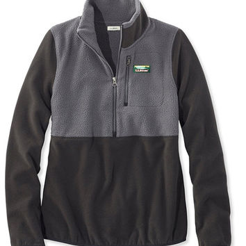 Women's Katahdin Microfleece Top, Colorblock | Free Shipping at L.L.Bean.