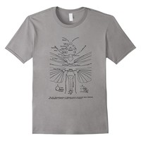 Vintage Rocky Mountain Locust Orthopterology Tee T-shirt