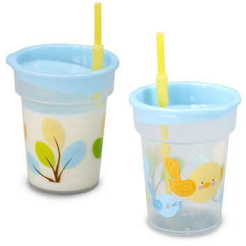 Sweet Tweet Bird Blue Tumbler