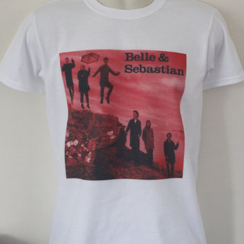 Belle and Sebastian T-shirt VIntag Retro Band T-Shirt