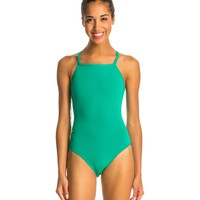 Speedo Reversible Drill Back Swimsuit at SwimOutlet.com - Free Shipping