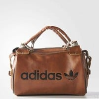 Free shipping-ADIDAS women's handbag shoulder bag casual bag travel bag