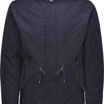 Jack & Jones Vintage Craig Lined Hooded Parka Jacket
