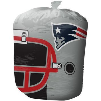 New England Patriots Stuff A Helmet Leaf/Lawn Bag