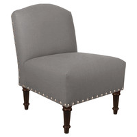 Clark Chair, Gray, Accent & Occasional Chairs