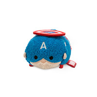 Captain America ''Tsum Tsum'' Plush - Mini - 3 1/2''
