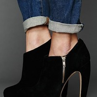 Free People Dakota Heel Bootie