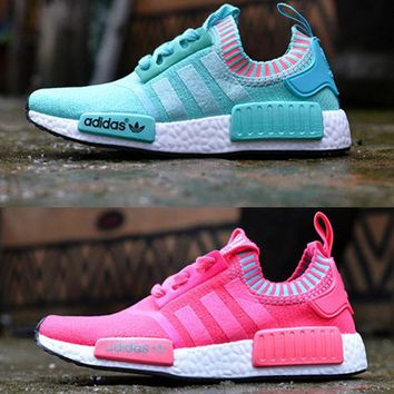 Adidas NMD Fashion Women Breathable Running Sneakers Sport Shoes