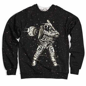 Batter Up Sweater