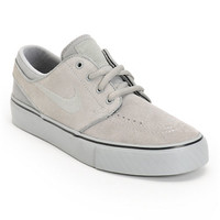 Nike SB Stefan Janoski GS Medium Grey Boys Shoe