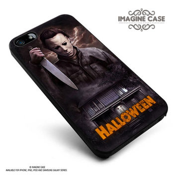 Halloween Michael Myers 2 LadyRoseCase case cover for iphone, ipod, ipad and galaxy series