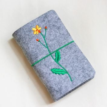 Flower Notebook Notepad Travel Journal Book