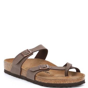 Birkenstock Women's Mayari Adjustable Buckle Criss Cross Sandals | Dillards