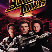 Starship Troopers 11x17 Movie Poster (1997)