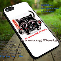 Star Wars Darth Vader Squaredy Cats iPhone 6s 6 6s+ 5c 5s Cases Samsung Galaxy s5 s6 Edge+ NOTE 5 4 3 #movie #starwars dt