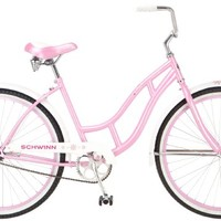 Schwinn Women's Parkview Cruiser Bicycle, Pink, 26-Inch