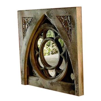 Oak Leaf Tracery Mirror