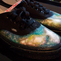Galaxy Vans (The Big Bang Theory) editions