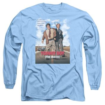 Tommy Boy - Movie Poster Long Sleeve Adult 18/1