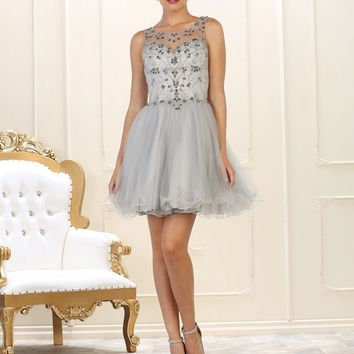 Prom Short Homecoming Plus Size Dress Winter Formal