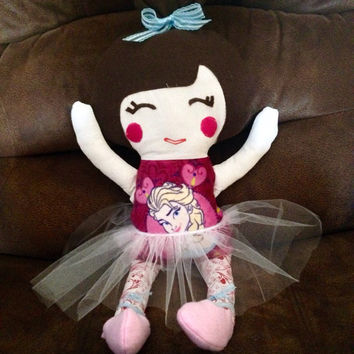 Custom Ballerina Doll