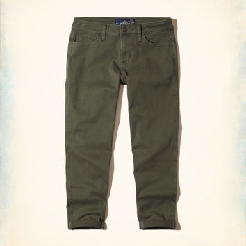 Girls Hollister Low-Rise Boyfriend Pants | Girls Bottoms | HollisterCo.com