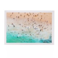 Maroubra Bay Swimmers Photo Print