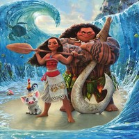 Moana Disney Movie Poster 24x36