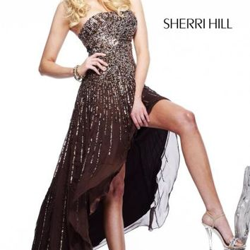 Sherri Hill Dress 8300SALE at Prom Dress Shop