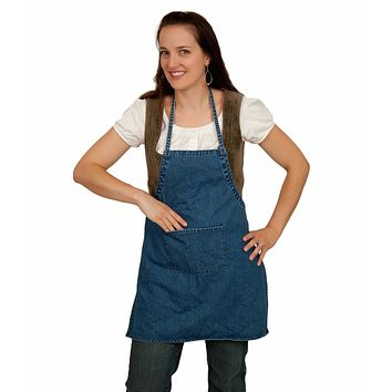 Blank Denim BBQ Kitchen Apron