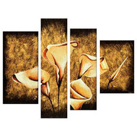 Calla Lily Canvas Wall Art