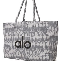 Alo Canvas Shopper Tote