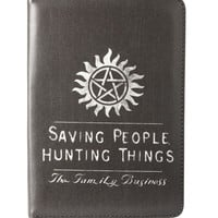 Supernatural Family Business Tablet Case