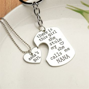 Nana's Girl Jewelry  - There is this girl she stole my heart