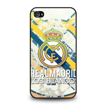 REAL MADRID LOS BLANCOS iPhone 4 / 4S Case Cover