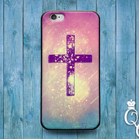 iPhone 4 4s 5 5s 5c 6 6s plus iPod Touch 4th 5th 6th Generation Cute Christian Jesus Christ Cross Catholic Gorgeous Pretty Phone Cover Case