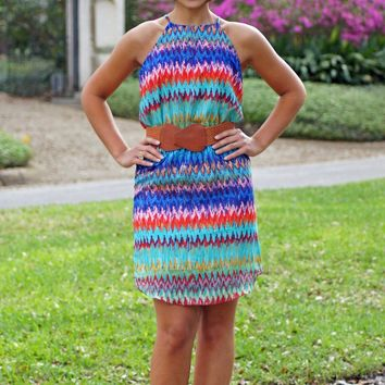 A Night in Cabo Dress