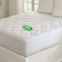Quiet Nights  Cotton Waterproof Mattress Pad - Bedding | Premier Comfort