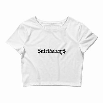 Suicideboys Crop Top