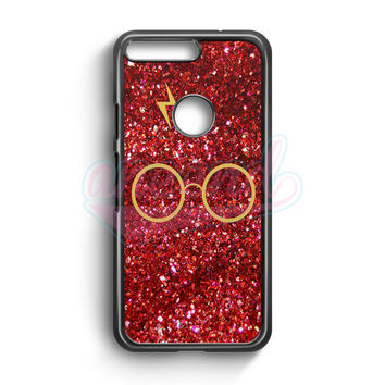 Harry Potter Face Vexel Art Google Pixel XL Case | aneend.com